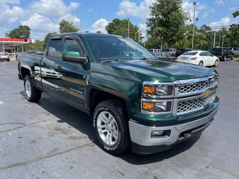 2015 Chevrolet Silverado 1500 for sale at JV Motors NC 2 in Raleigh NC