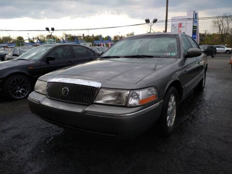 2004 Mercury Grand Marquis for sale at P J McCafferty Inc in Langhorne PA