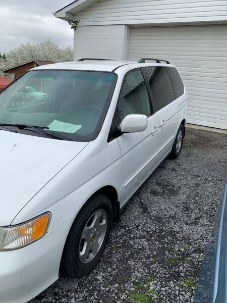 2000 Honda Odyssey for sale at WARREN'S AUTO SALES in Maryville TN