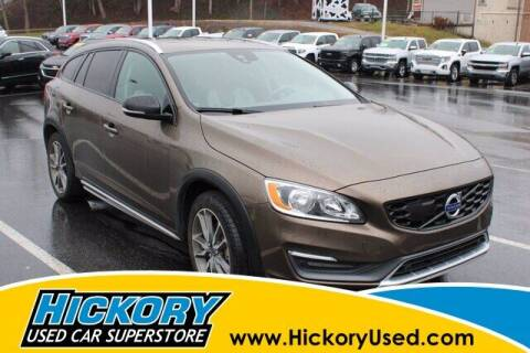 2016 Volvo V60 Cross Country for sale at Hickory Used Car Superstore in Hickory NC