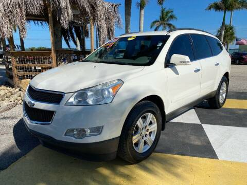 2011 Chevrolet Traverse for sale at D&S Auto Sales, Inc in Melbourne FL