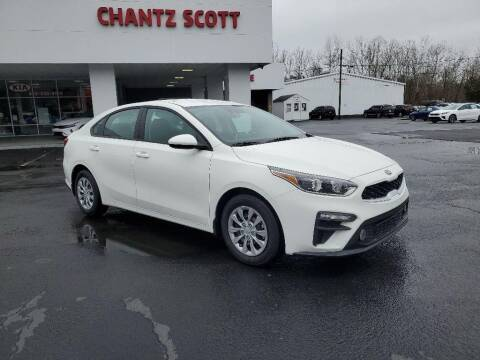 2021 Kia Forte for sale at Chantz Scott Kia in Kingsport TN