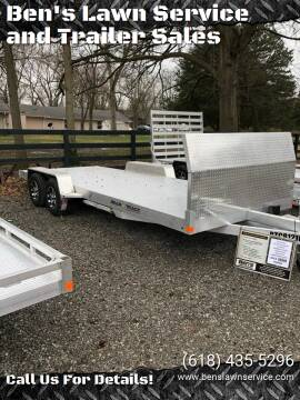 2020 BearTrack BTC81216B for sale at Ben's Lawn Service and Trailer Sales in Benton IL