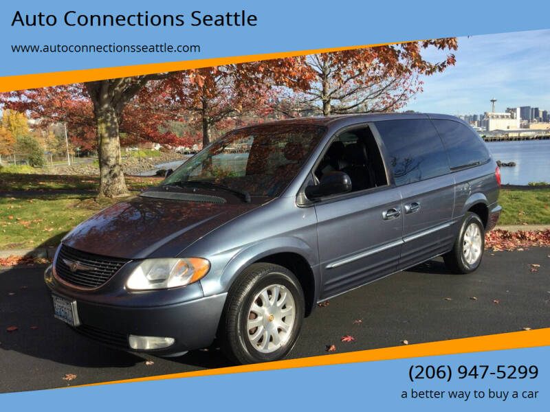 2002 Chrysler Town and Country for sale at Auto Connections Seattle in Seattle WA