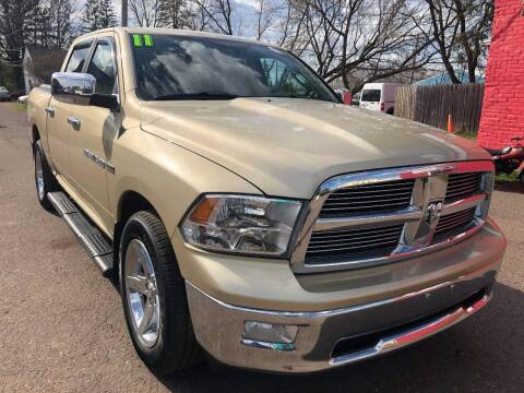 2011 RAM Ram Pickup 1500 for sale at WB Auto Sales LLC in Barnum MN