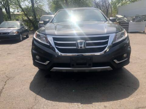 2013 Honda Crosstour for sale at Affordable Cars in Kingston NY