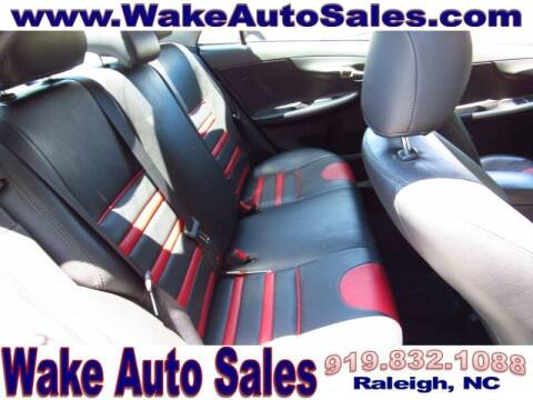2010 Toyota Corolla for sale at Wake Auto Sales Inc in Raleigh NC