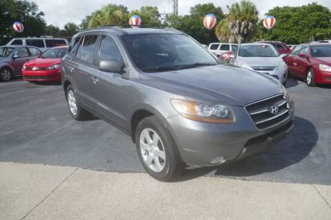 2009 Hyundai Santa Fe for sale at J Linn Motors in Clearwater FL