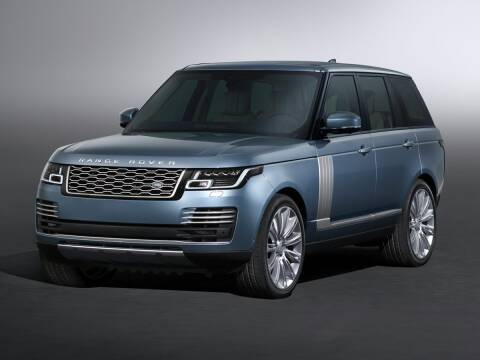 2018 Land Rover Range Rover for sale at Mercedes-Benz of North Olmsted in North Olmstead OH