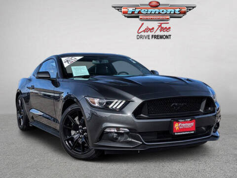 2017 Ford Mustang for sale at Rocky Mountain Commercial Trucks in Casper WY