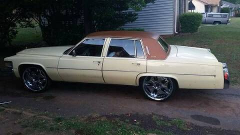1979 Cadillac DeVille for sale at Haggle Me Classics in Hobart IN