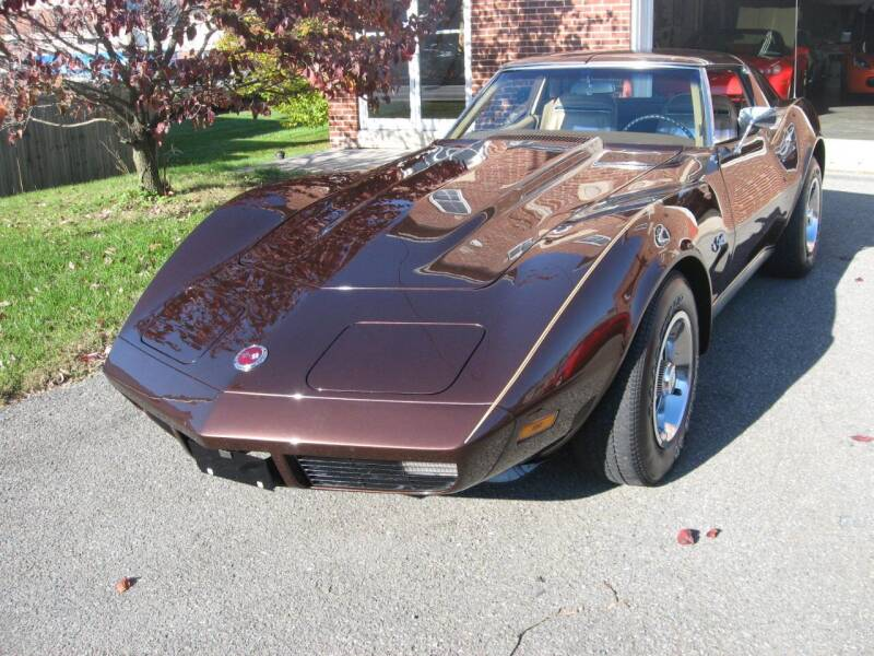 1974 Chevrolet Corvette for sale at Jacksons Auto Sales in Landisville PA