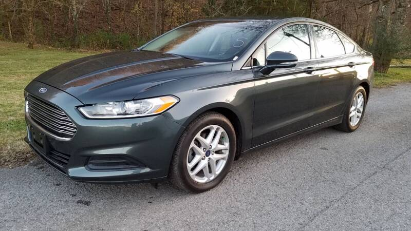 2015 Ford Fusion for sale at G T Auto Group in Goodlettsville TN