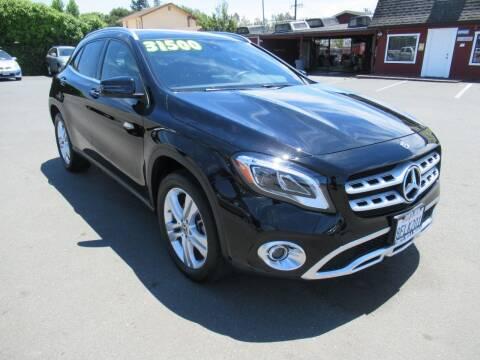 2018 Mercedes-Benz GLA for sale at Tonys Toys and Trucks in Santa Rosa CA