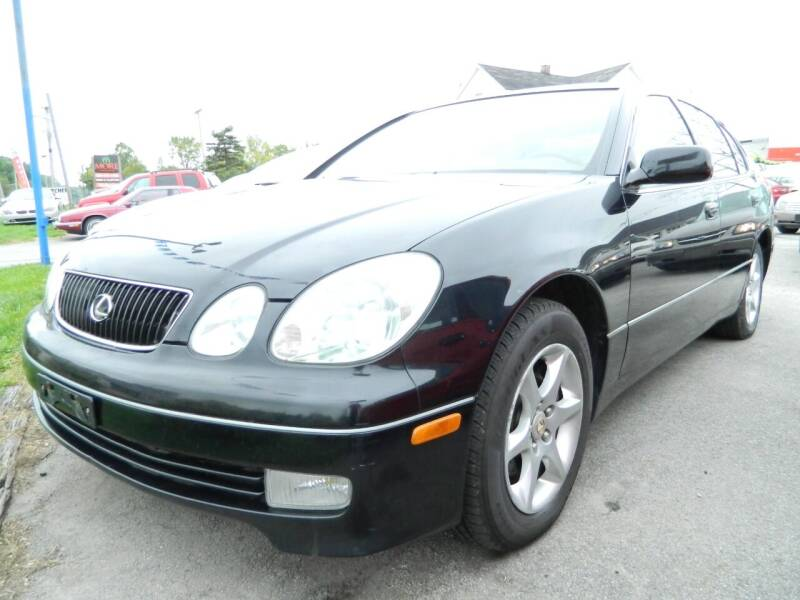 2002 Lexus GS 300 for sale at Auto House Of Fort Wayne in Fort Wayne IN