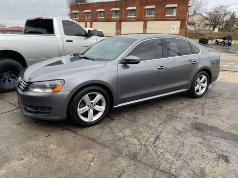 2012 Volkswagen Passat for sale at All American Autos in Kingsport TN