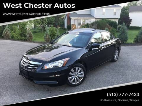 2012 Honda Accord for sale at West Chester Autos in Hamilton OH