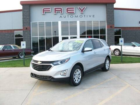 2018 Chevrolet Equinox for sale at Frey Automotive in Muskego WI