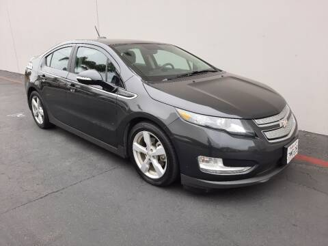 2015 Chevrolet Volt for sale at A Quality Auto Sales in Huntington Beach CA