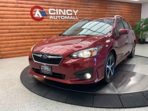 2019 Subaru Impreza for sale at Dixie Motors in Fairfield OH