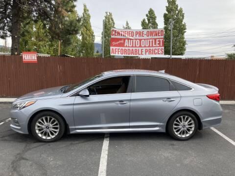 2015 Hyundai Sonata for sale at Flagstaff Auto Outlet in Flagstaff AZ