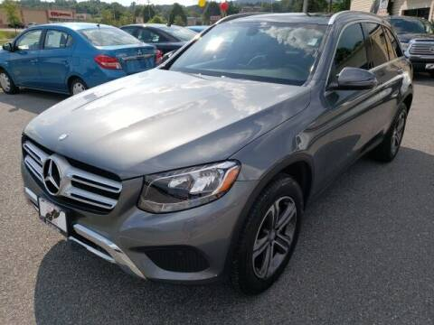 2017 Mercedes-Benz GLC for sale at Hi-Lo Auto Sales in Frederick MD