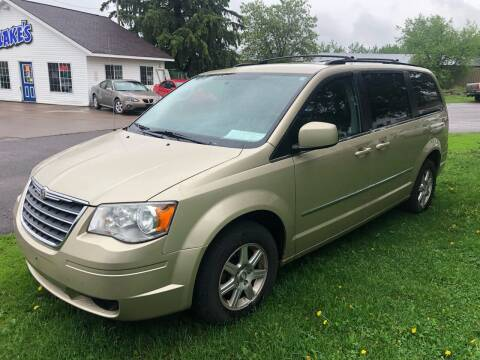 2010 Chrysler Town and Country for sale at Blakes Auto Sales in Rice Lake WI