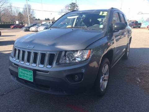 2012 Jeep Compass for sale at Premier Auto Brokers in Virginia Beach VA