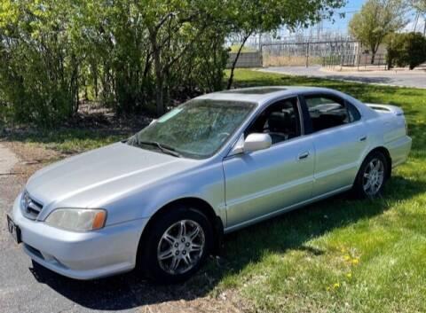 2000 Acura TL for sale at Del Sol Auto Mart in Des Plaines IL