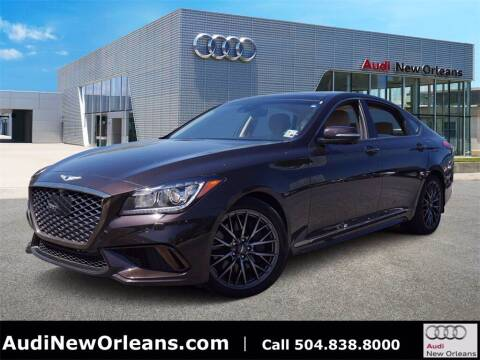 2019 Genesis G80 for sale at Metairie Preowned Superstore in Metairie LA