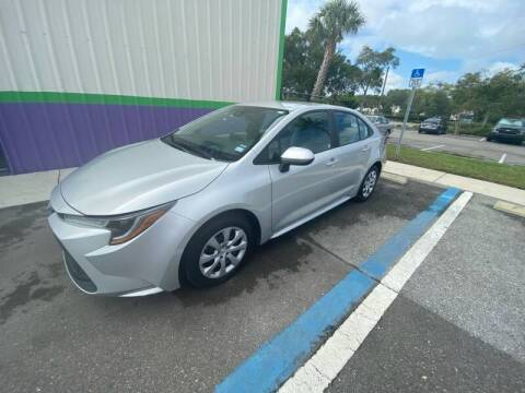 2020 Toyota Corolla for sale at Bay City Autosales in Tampa FL