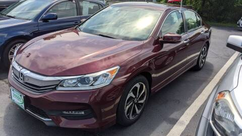 2017 Honda Accord for sale at Shaddai Auto Sales in Whitehall OH