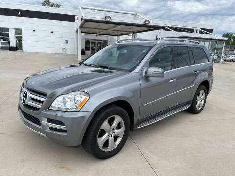 2012 Mercedes-Benz GL-Class for sale at EUROPEAN AUTOHAUS in Holland MI