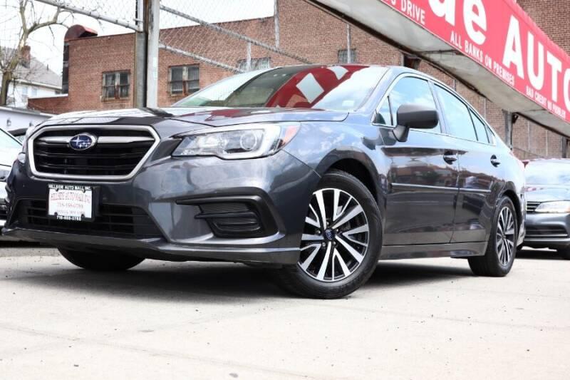 2018 Subaru Legacy for sale at HILLSIDE AUTO MALL INC in Jamaica NY