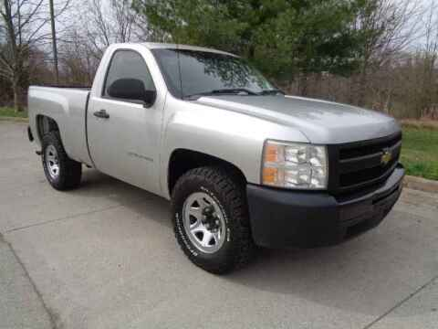2011 Chevrolet Silverado 1500 for sale at Purcellville Motors in Purcellville VA