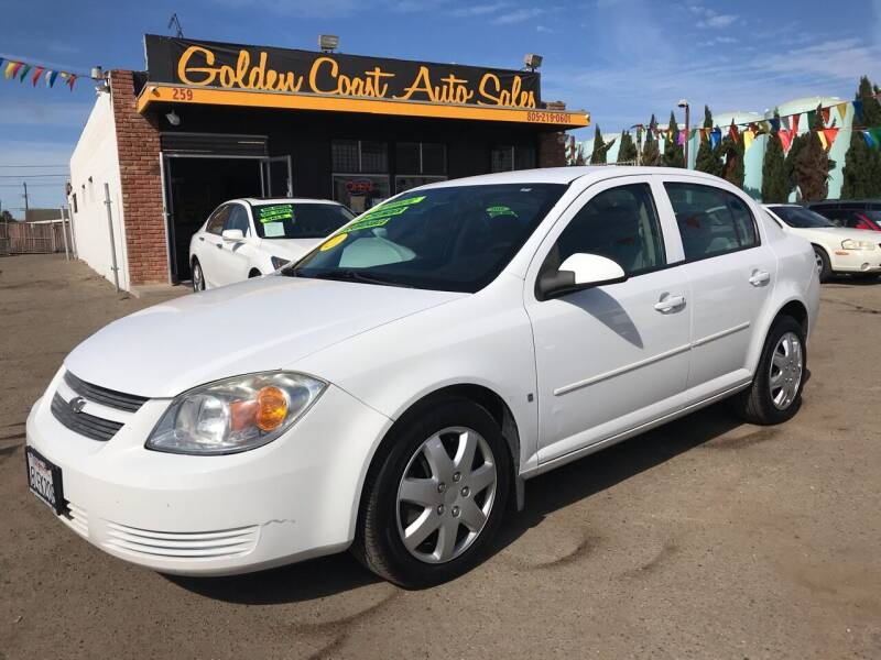 2008 Chevrolet Cobalt for sale at Golden Coast Auto Sales in Guadalupe CA