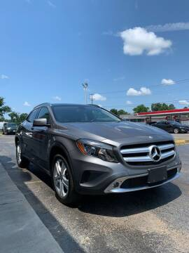 2015 Mercedes-Benz GLA for sale at City to City Auto Sales in Richmond VA