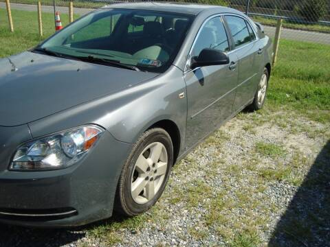 2008 Chevrolet Malibu for sale at Branch Avenue Auto Auction in Clinton MD