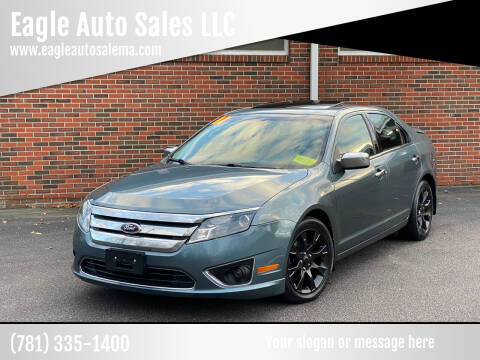 2011 Ford Fusion for sale at Eagle Auto Sales LLC in Holbrook MA