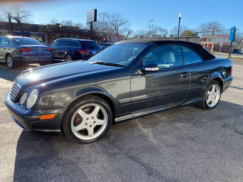 2003 Mercedes-Benz CLK for sale at BWK of Columbia in Columbia SC