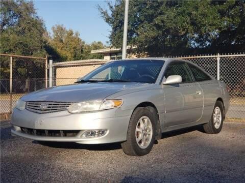 2002 Toyota Camry Solara for sale at Hidalgo Motors Co in Houston TX