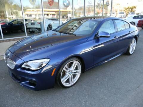 2016 BMW 6 Series for sale at Platinum Motorcars in Warrenton VA