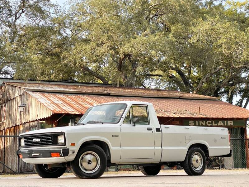 1984 Mazda B-Series Pickup for sale at OVE Car Trader Corp in Tampa FL