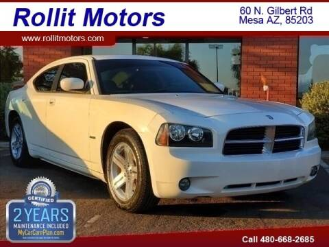 2006 Dodge Charger for sale at Rollit Motors in Mesa AZ