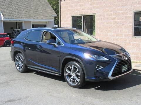 2016 Lexus RX 350 for sale at Advantage Automobile Investments, Inc in Littleton MA