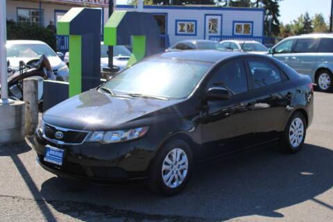 2012 Kia Forte for sale at BAYSIDE AUTO SALES in Everett WA