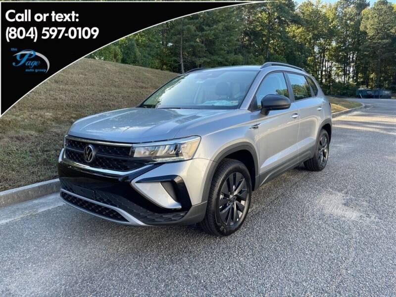 2022 Volkswagen Taos for sale in Richmond, VA