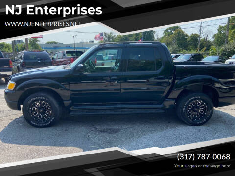2005 Ford Explorer Sport Trac for sale at NJ Enterprises in Indianapolis IN
