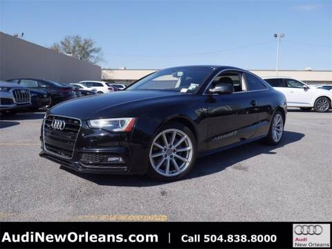 2016 Audi A5 for sale at Metairie Preowned Superstore in Metairie LA