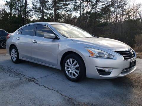 2015 Nissan Altima for sale at Southeast Autoplex in Pearl MS
